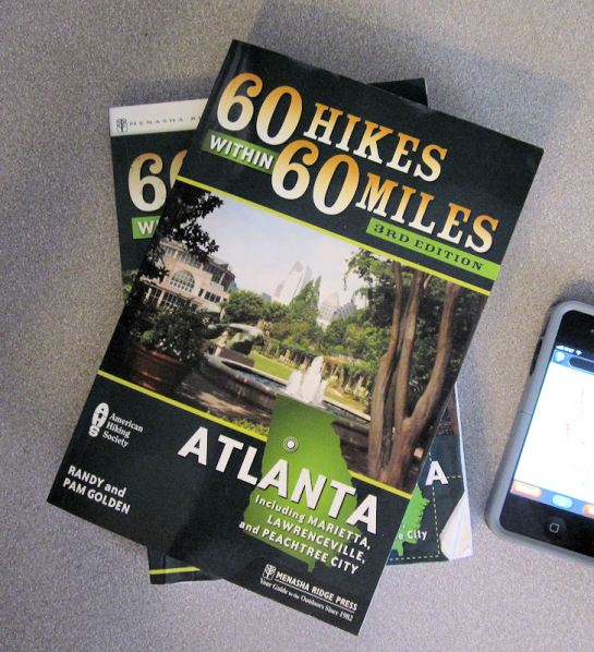 60 Hikes Within 60 Miles of Atlanta - 3rd Edition